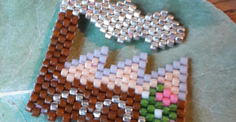 tissage miyuki perles usine roubisienne