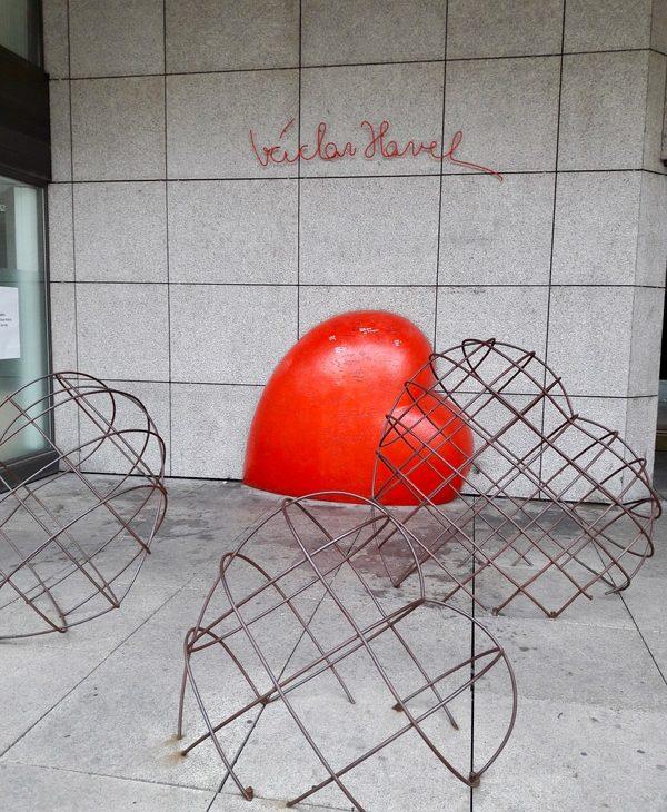 prague republique tcheque kurt gebauer art sculpture