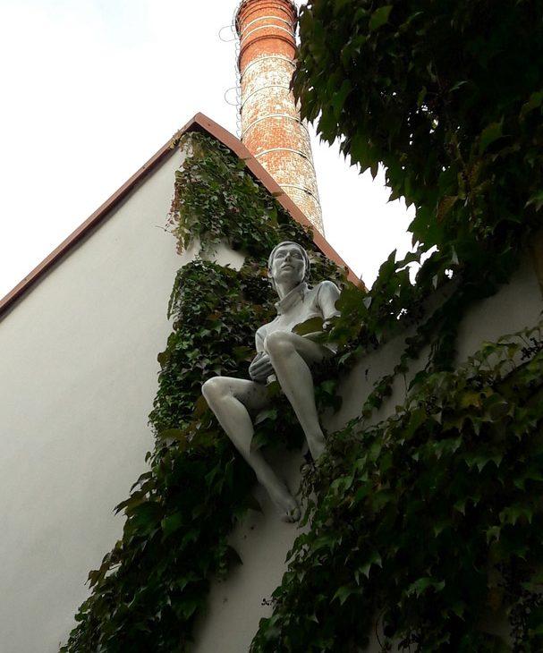 prague republique tcheque naprstkova sculpture