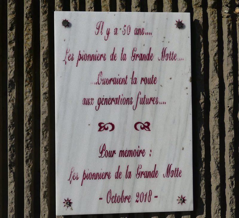 Montpellier La Grande Motte Herault tourisme architecture