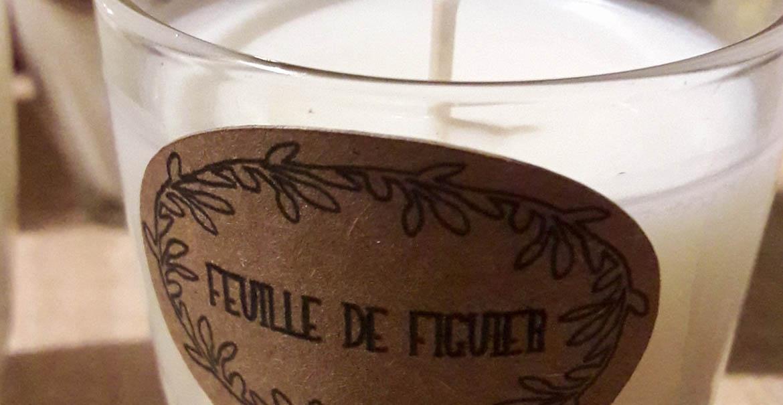 diy bougies maison artisanale
