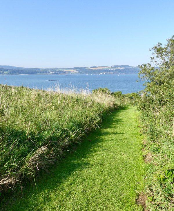 ecosse edimbourg queens ferry inchcolm island wild