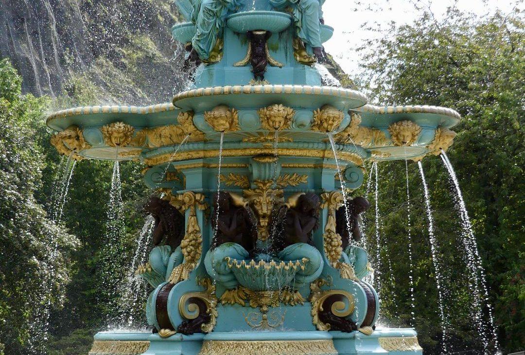 fontaine edimbourg