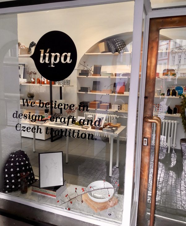 prague republique tcheque lipa store