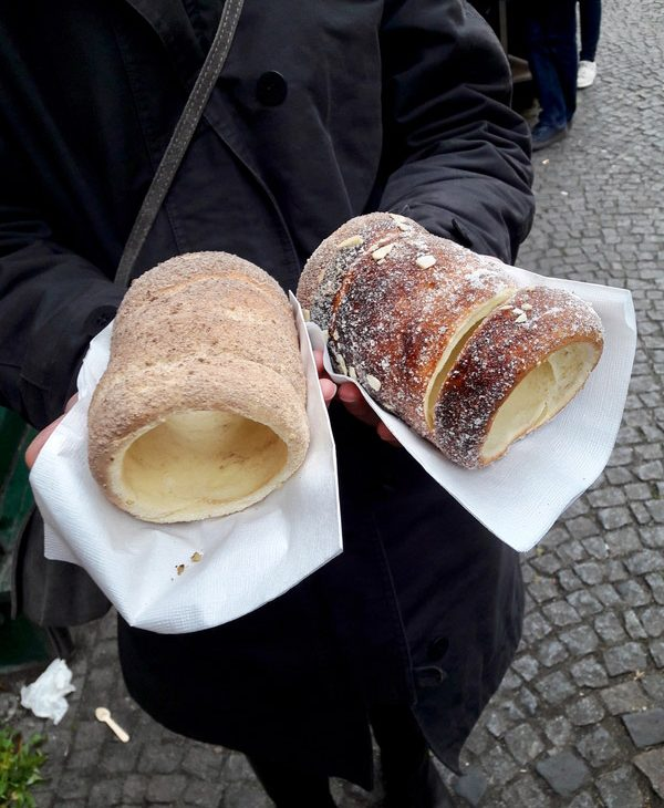 prague republique tcheque trdelnik