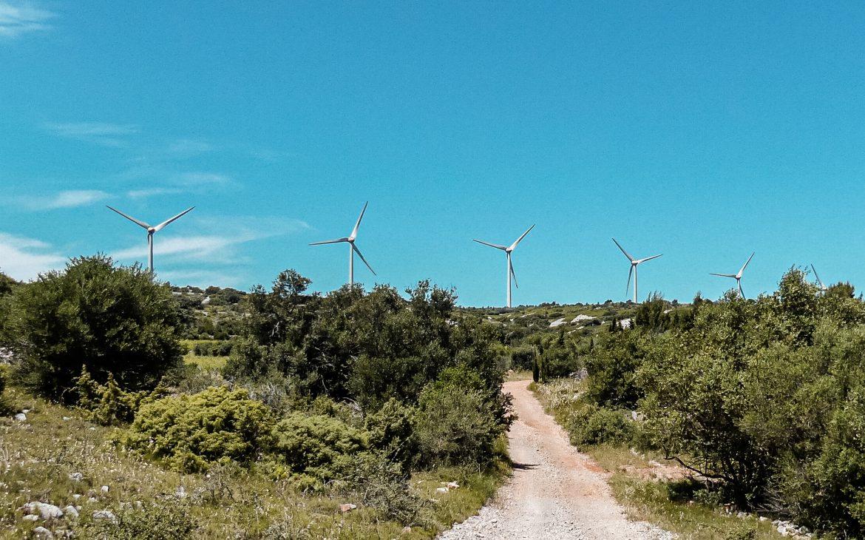 éoliennes de Roquefort