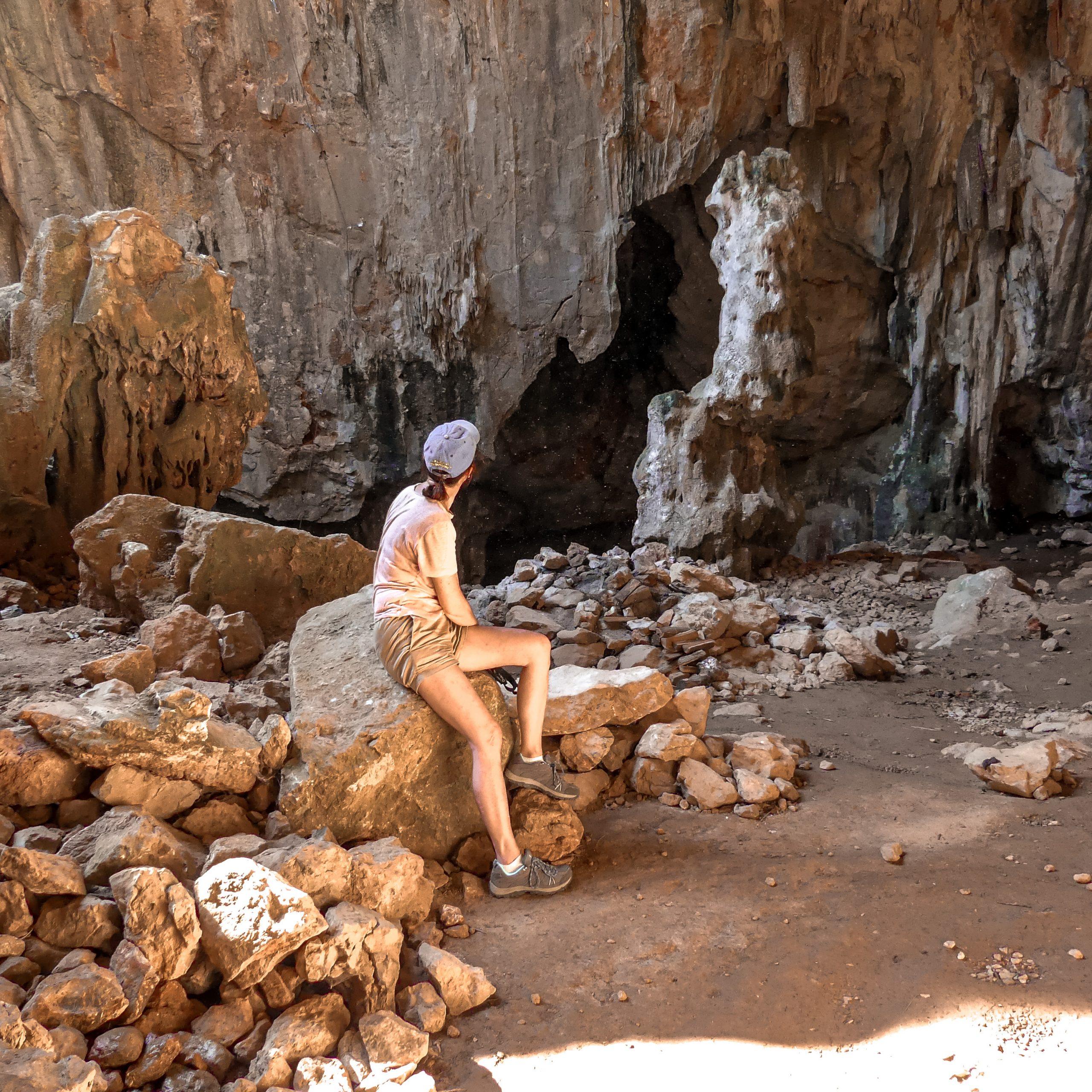 grotte de la Caune