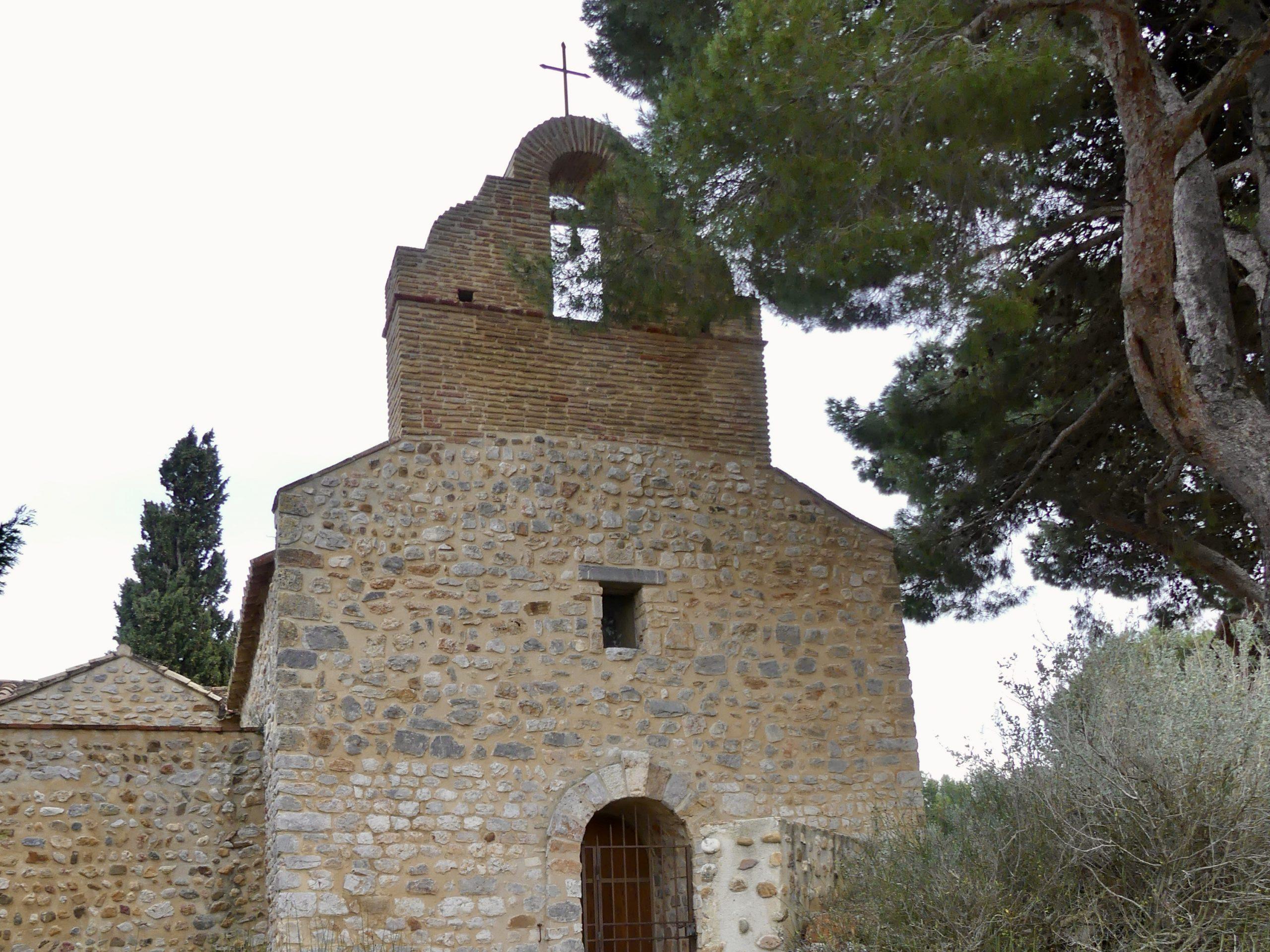 chapelle saint cécile salses